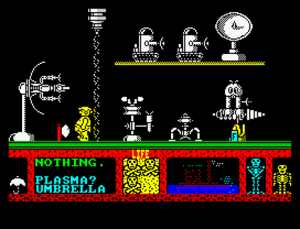 Three Weeks in Paradise ZX Spectrum 23