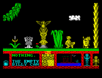 Three Weeks in Paradise ZX Spectrum 24