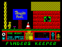 Three Weeks in Paradise ZX Spectrum 25