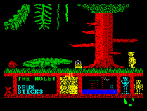Three Weeks in Paradise ZX Spectrum 28