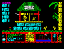 Three Weeks in Paradise ZX Spectrum 30