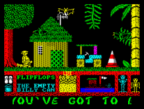 Three Weeks in Paradise ZX Spectrum 36