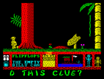 Three Weeks in Paradise ZX Spectrum 37