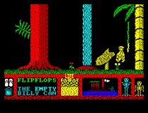 Three Weeks in Paradise ZX Spectrum 38
