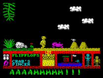 Three Weeks in Paradise ZX Spectrum 39