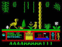 Three Weeks in Paradise ZX Spectrum 41
