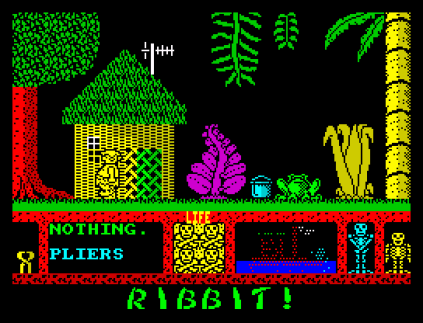 Three Weeks in Paradise ZX Spectrum 42