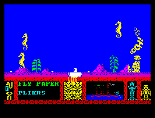 Three Weeks in Paradise ZX Spectrum 43