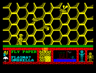 Three Weeks in Paradise ZX Spectrum 44