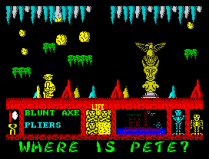 Three Weeks in Paradise ZX Spectrum 47