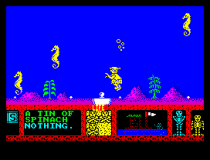 Three Weeks in Paradise ZX Spectrum 48