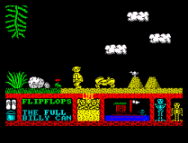 Three Weeks in Paradise ZX Spectrum 49