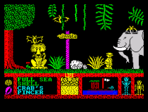 Three Weeks in Paradise ZX Spectrum 51