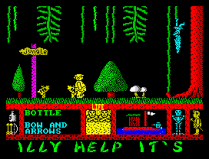 Three Weeks in Paradise ZX Spectrum 57