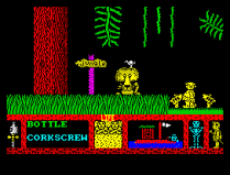 Three Weeks in Paradise ZX Spectrum 58