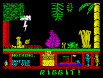 Three Weeks in Paradise ZX Spectrum 59