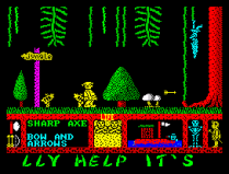 Three Weeks in Paradise ZX Spectrum 60