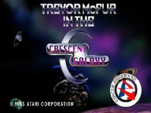 Trevor McFur Atari Jaguar 01