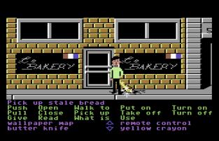 Zak McKracken C64 20