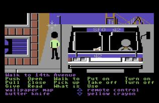 Zak McKracken C64 22