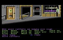 Zak McKracken C64 25