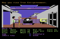 Zak McKracken C64 30