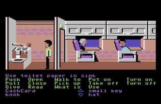Zak McKracken C64 33
