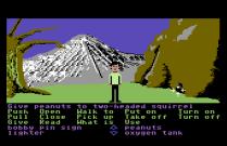 Zak McKracken C64 39