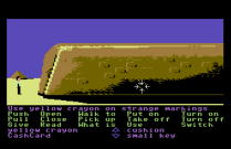 Zak McKracken C64 82
