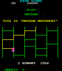 Amidar Arcade 01