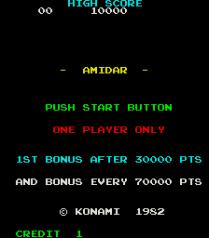 Amidar Arcade 02