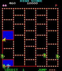 Amidar Arcade 03