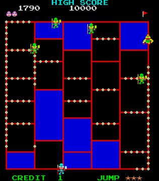 Amidar Arcade 04