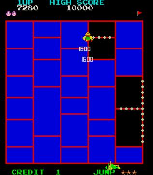 Amidar Arcade 07