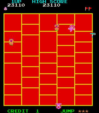Amidar Arcade 22