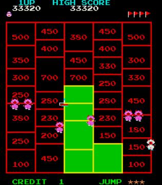 Amidar Arcade 36