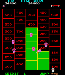 Amidar Arcade 37