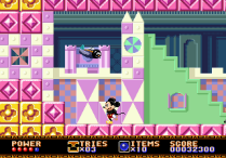 Castle of Illusion Megadrive Genesis 013