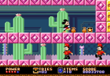 Castle of Illusion Megadrive Genesis 015