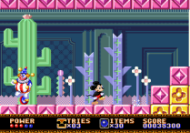 Castle of Illusion Megadrive Genesis 017