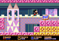 Castle of Illusion Megadrive Genesis 019