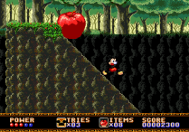 Castle of Illusion Megadrive Genesis 028