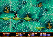 Castle of Illusion Megadrive Genesis 030