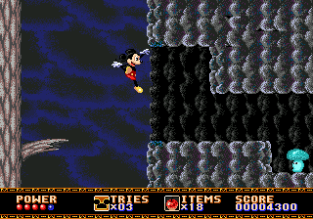Castle of Illusion Megadrive Genesis 042