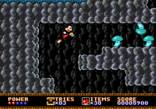 Castle of Illusion Megadrive Genesis 044
