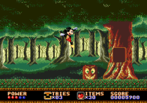 Castle of Illusion Megadrive Genesis 047