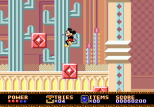 Castle of Illusion Megadrive Genesis 050