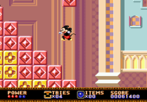 Castle of Illusion Megadrive Genesis 052