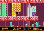 Castle of Illusion Megadrive Genesis 057
