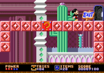 Castle of Illusion Megadrive Genesis 063